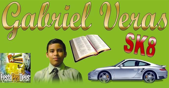 Gabriel Veras Soldado de Cristo