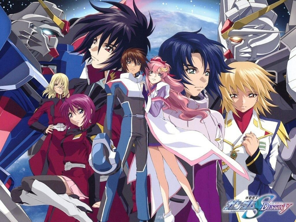 Gundam Seed Folge 1