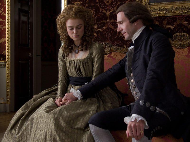 o filme a duquesa