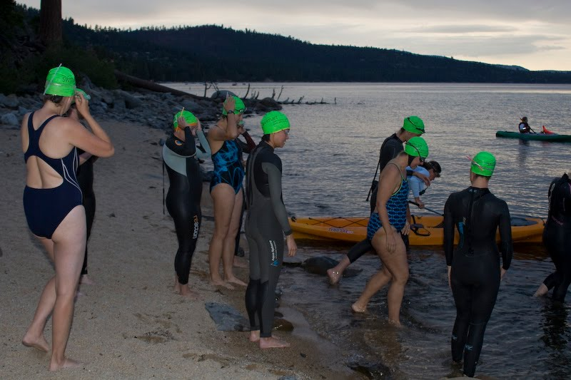Lamps, lights, illumination, glow sticks, strobe lights and LED lights are  all used by swimmers, kayakers, paddlers and escort boats during open water  swims ...