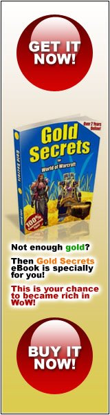 Cheap World Of Warcraft Gold Guide