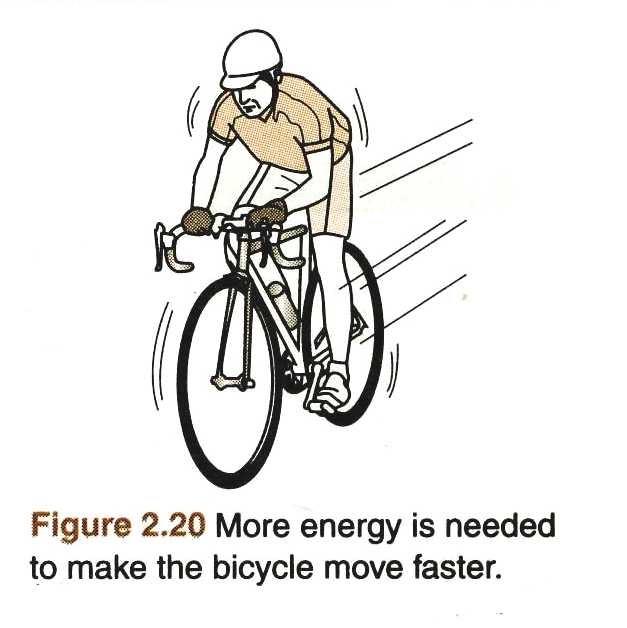 Advantage of friction?