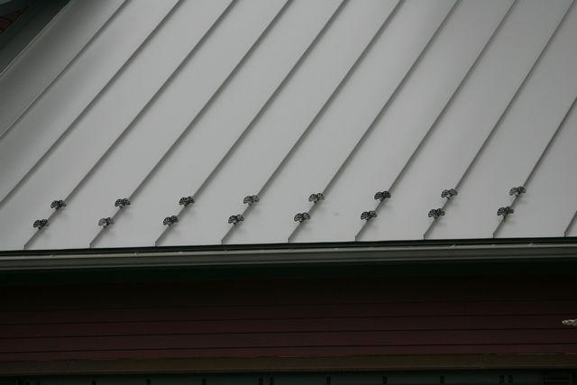 Farmhouse Acres Standing Seam Metal Roof