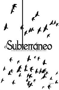 Revista El Subterráneo