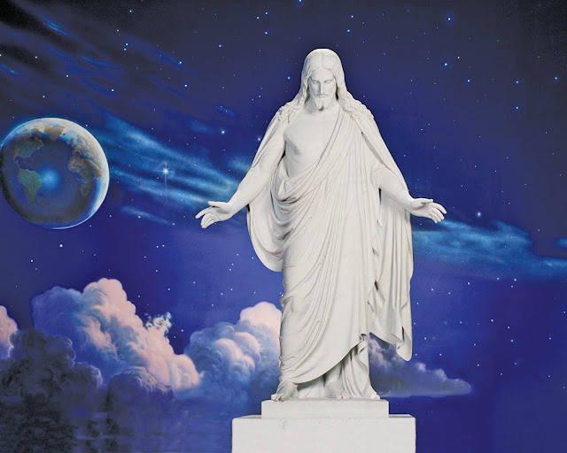 Image result for lds christus statue