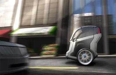 Conheça o novo P.U.M.A de 2 rodas da parceria entre Segway e GM