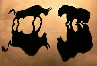 Bull Bear Market, Bull and Bear Market, Stock Market Bull