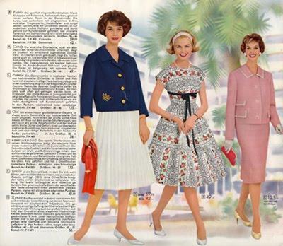 Retro clothing style for men
