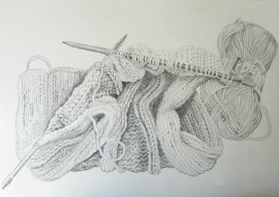 a sketch in time knitting amp drawing drawing amp knitting