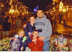 Disneyland, March 2007