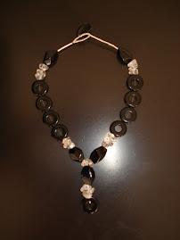 Collar Cuarzo-Obsidiana $15.000