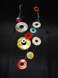Collar Nacar colores $13.000