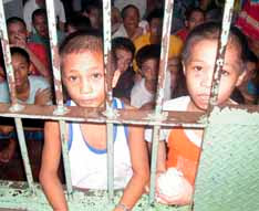 Street Children in the Phil