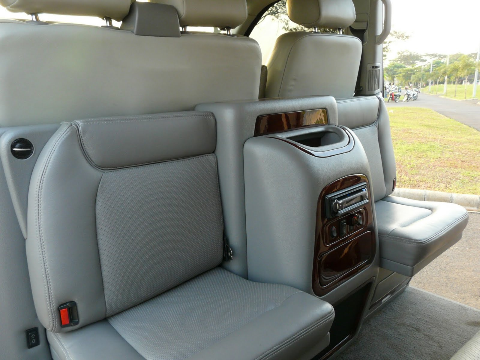 Spesifikasi Modifikasi VW Caravelle