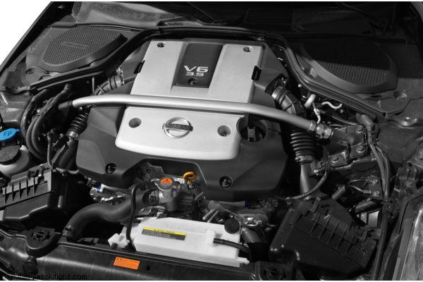 Spesifikasi New Nissan 350 Z GAMBAR MODIFIKASI