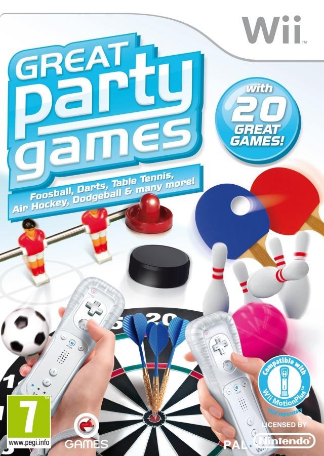 Great Party Games English Wii Scrubber 1 Link Descargar Juegos