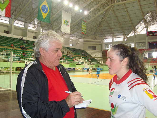 FIFA FUTSAL :  Taty Brazil Top Player Coached by Zego