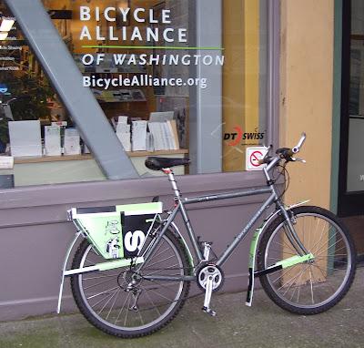 5a020ee3f Kent s Bike Blog  Toby s Coroplast Panniers   Fenders