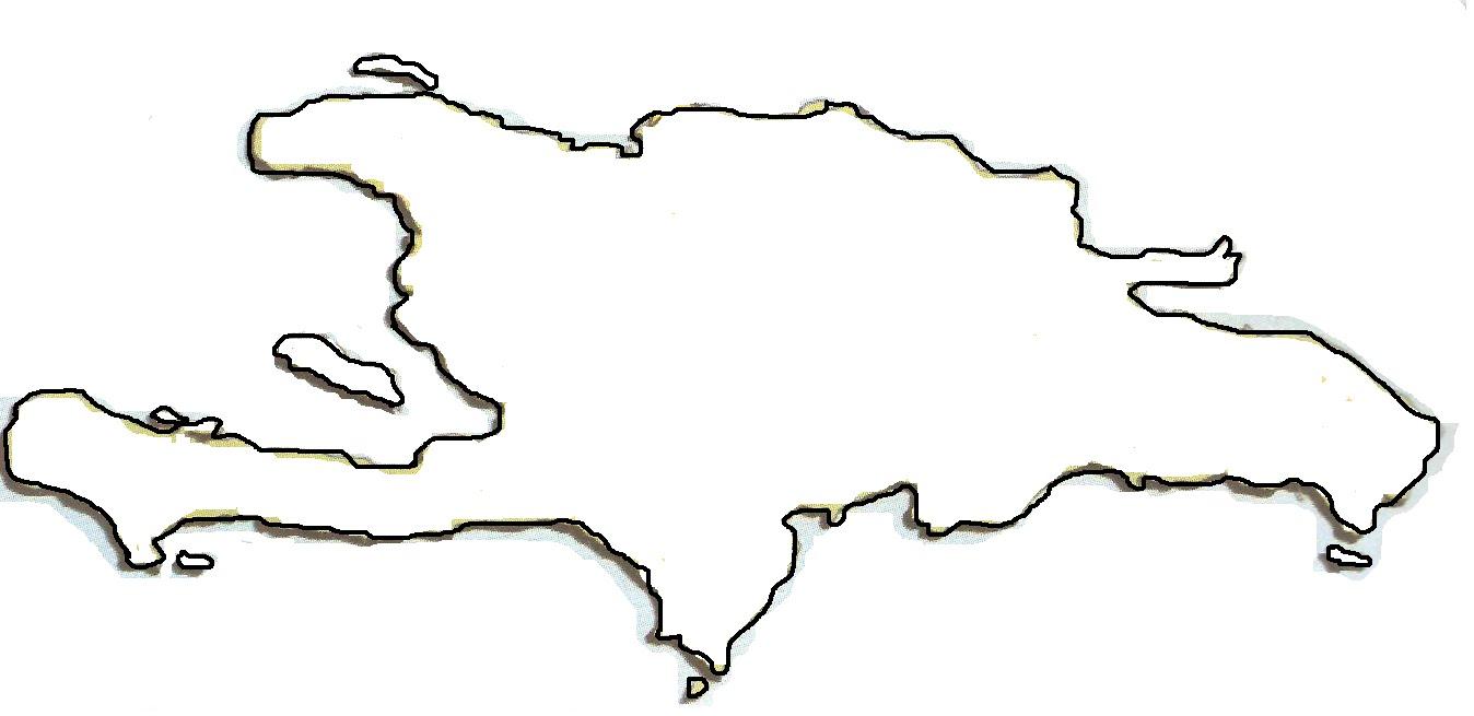 Mapa De Republica Dominicana En Blanco.Idelsa Clima De La Republica Dominicana