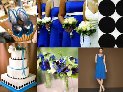 Electric/cobalt blue wedding??? - Wedding Forum | You & Your Wedding