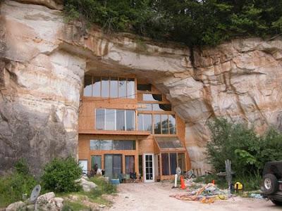 AnV Design: Caveland USA: Not Your Average Dwelling