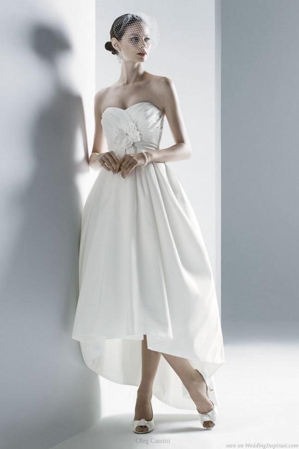 Fashionista Oleg Cassini Wedding Gowns