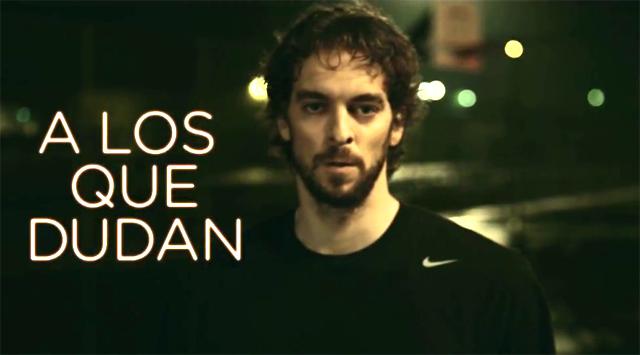 Reembolso prosperidad Chispa  chispear  Música Anuncio Nike