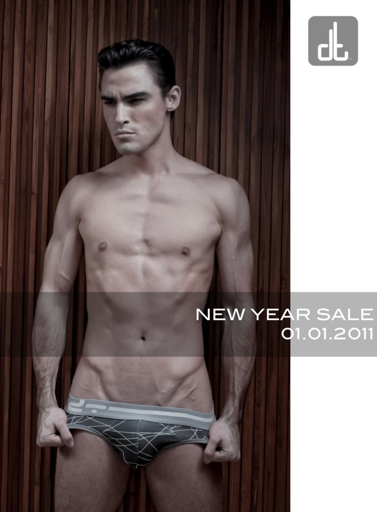 David created a fashion frenzy when he released his ground-breaking men s  underwear range. d76c5b57c98a