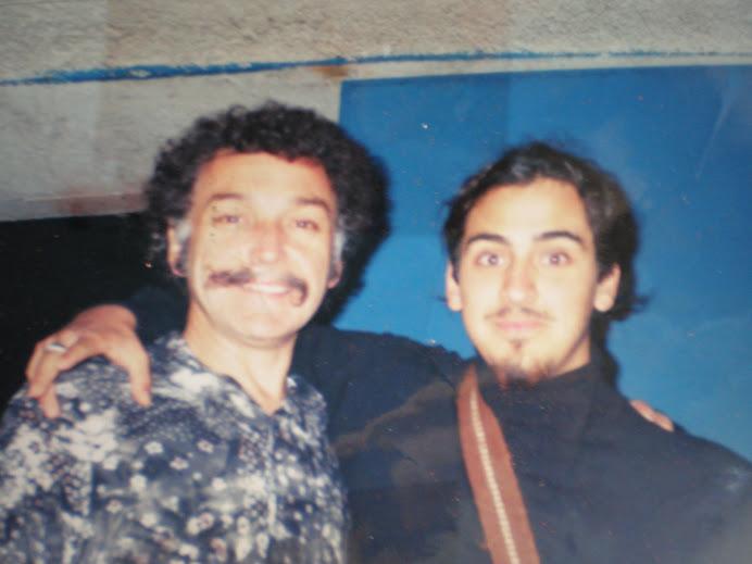 Claudio Parra y Daniel Elosua