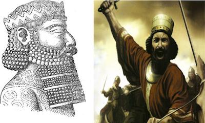 Resultado de imagem para rei persa Dario I