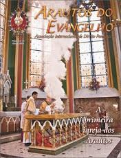 A primeira igreja dos Arautos do Evangelho