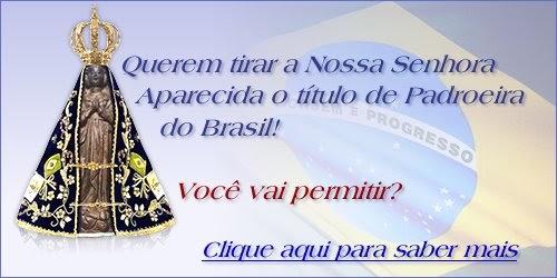 Nossa Senhora Aparecida Padroeira Do Brasil: Alagoas: Nossa Senhora Aparecida Será