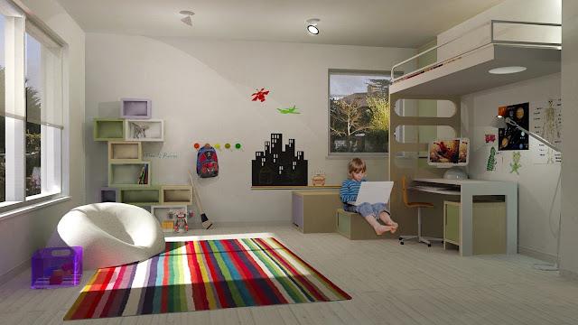67843ca796ef78 Luxury Kids Room. Interior New Design Ideas
