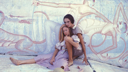Sissy Spacek and Janice Rule in 3 Women