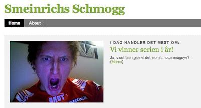 Smeinrichs Schmogg!
