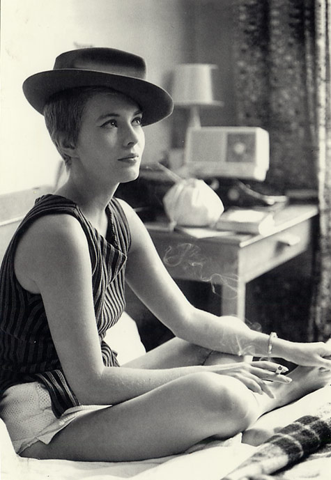 Pixie Haircut Jean Seberg Last Looks With Myke The Makeupguy Beauty Icon Of The