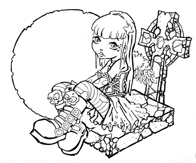 Personaje de comic creado por NEO