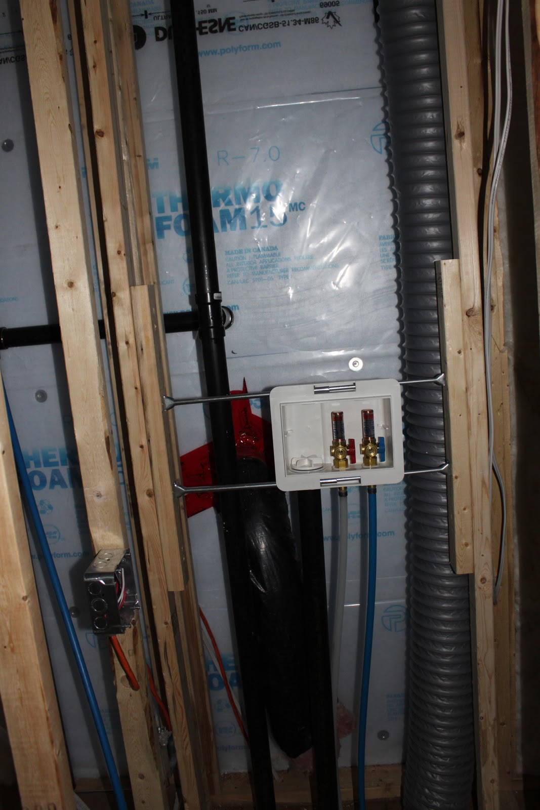 How to Add Sink Valves to Laundry Supply Lines