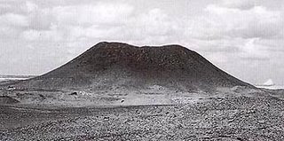 The pyramid of Senusret III