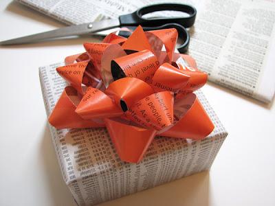 Как сделать подарок самостоятельно.