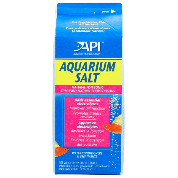 Salt In A Freshwater Aquarium