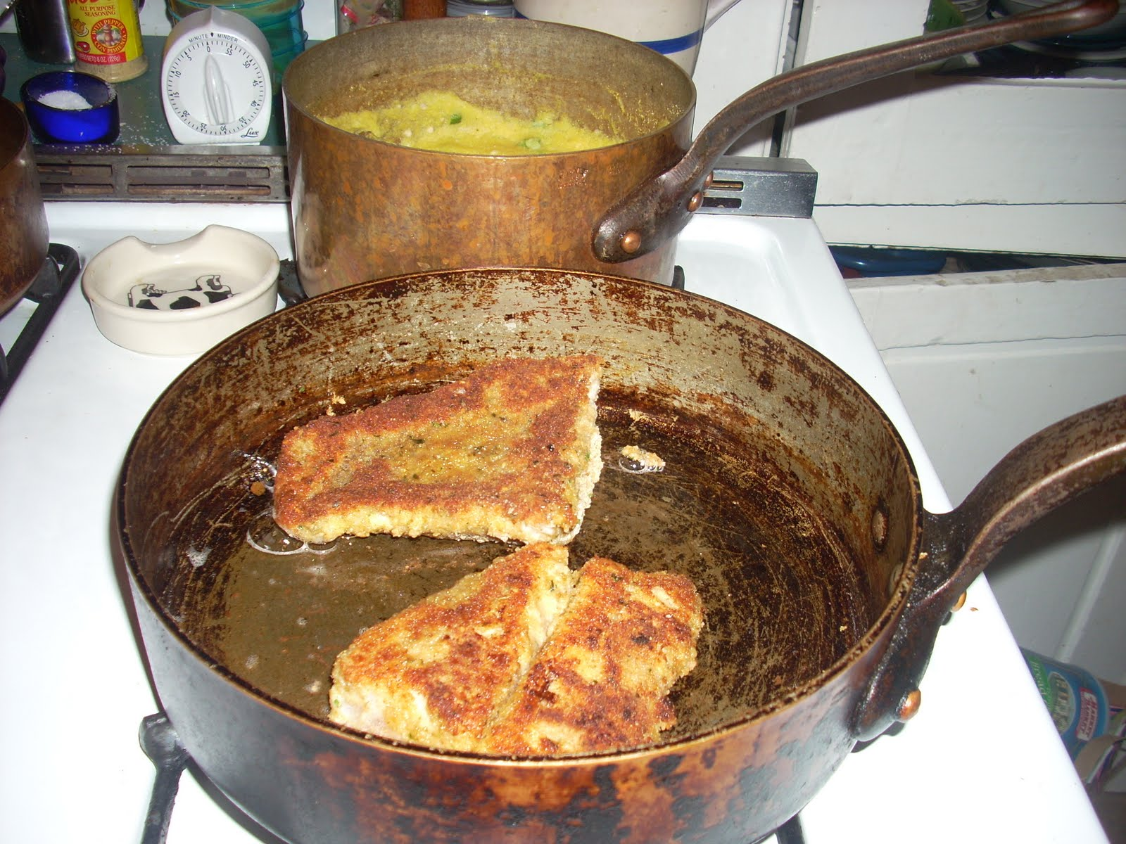 What S Cooking In Your World Day 15 Barbados Fried