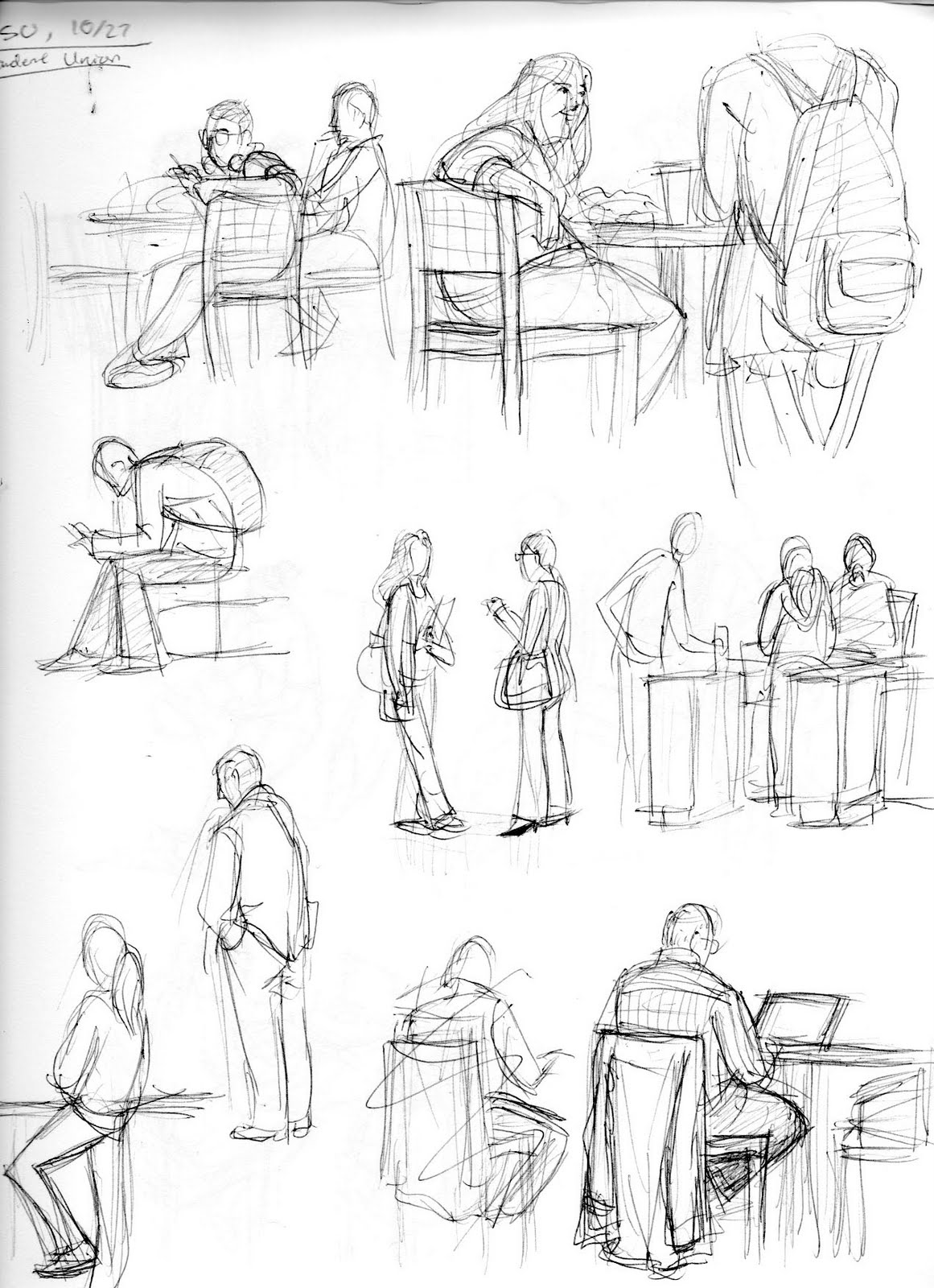 sketches cafe drawing sketch figure sketching cristina drawings reference human visit osu body posted am comments