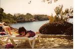 Me at Mallorca spring 1997.