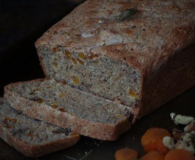 Carrot Walnut Bundt Cake With Lemon Cream Cheese Icing