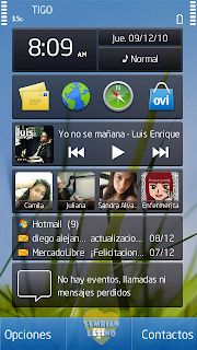 HOME+2 CFW ^ 3 Symbian v5.4 for Nokia 5800 and 5530