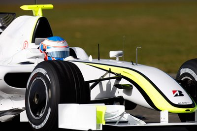 F1 Update: Brawn Says Modifications to Blame