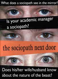Sociopath manager