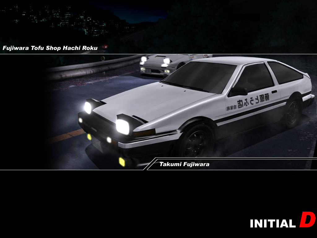 Ae86 wallpaper initial d hd wallon - Ae86 initial d wallpaper ...