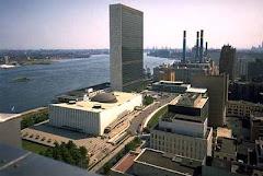 LE SIEGE DE L'ONU A NEW YORK